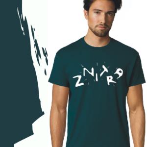 Pánské tričko ZNITRA [petrolej]