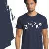 tričko navy