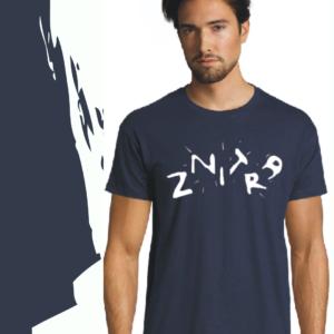 Pánské tričko ZNITRA [navy]
